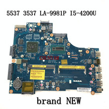 PC Laptop Motherboard Mainboard NOTEBOOK LA-9981P Dell Inspiron NEW FOR 5537/3537 Cn-0mxm3y/Mxm3y/Mainboard/..