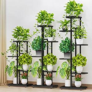 Multi Tier Wooden Flower Plant Holder Stand Rack Yard Garden Patio Balcony Flower Stands Shelves Balcony Flower Rack Plant Stand