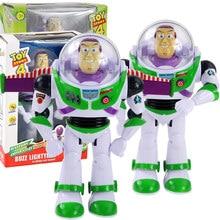 28-29 см История игрушек 4 Базз Лайтер с крыльями свет и звук Подвижная кукла ПВХ фигурка игрушки для подарка