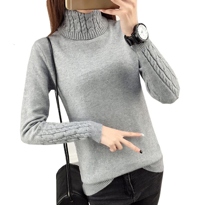 Retrieved Coltrui Winter Trui Women  New Full Mouths Women's Trunks And Pullovers Women's Jumper Tricot Tops YM834