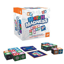 Match Madness Board Game Match Master Children Toy Intelligence Development Toy Kit Multiplayer Party games Toy Logical Thinking