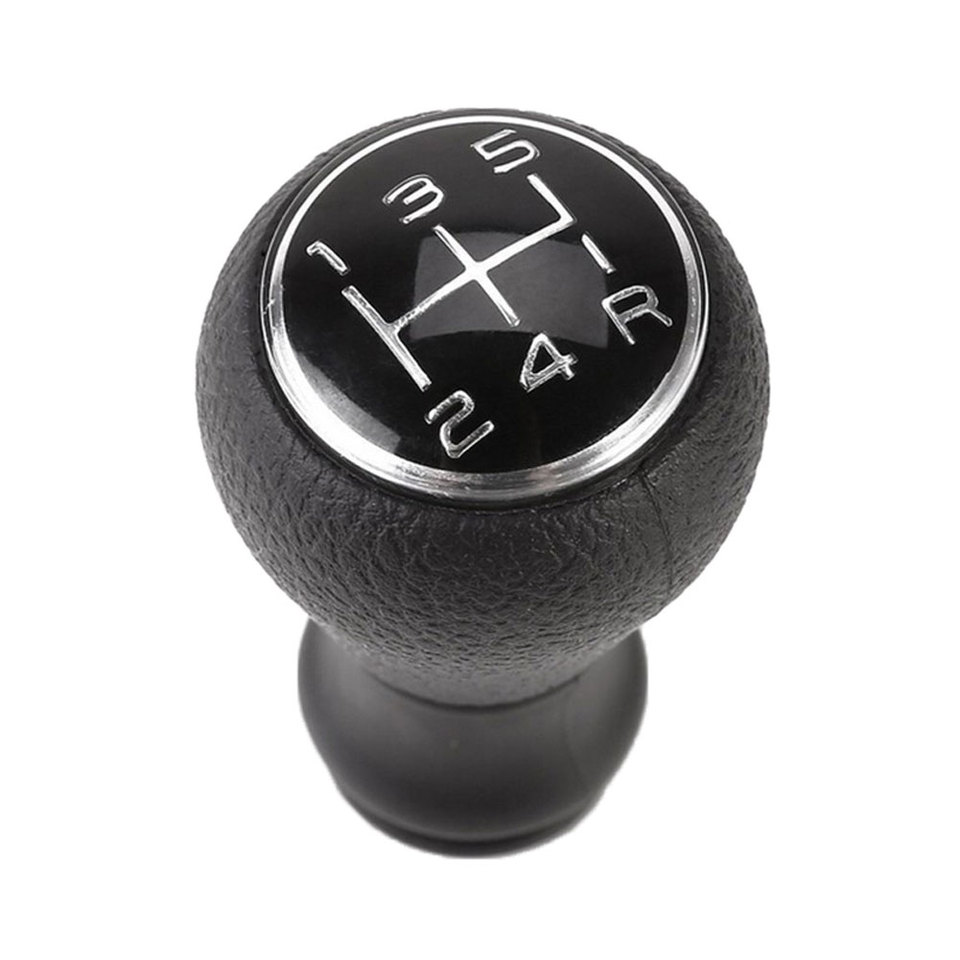 Xuniu Gear Shift Knob Palanca de transmisi/ón Manual para C3 C4 Citroen C1 Peugeot 206 207 306 307
