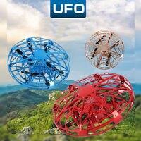 Mini Drone UFO para niños helicóptero Drone infrarrojo inducción aviación Quadcopter actualizado juguetes de alta calidad