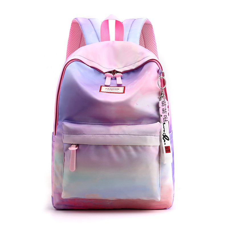 Fashion Backpack Female School Backpack Waterproof Women Black Bagpack Girl Bookbags For Teenagers Travel Bag Rucksack Mochila