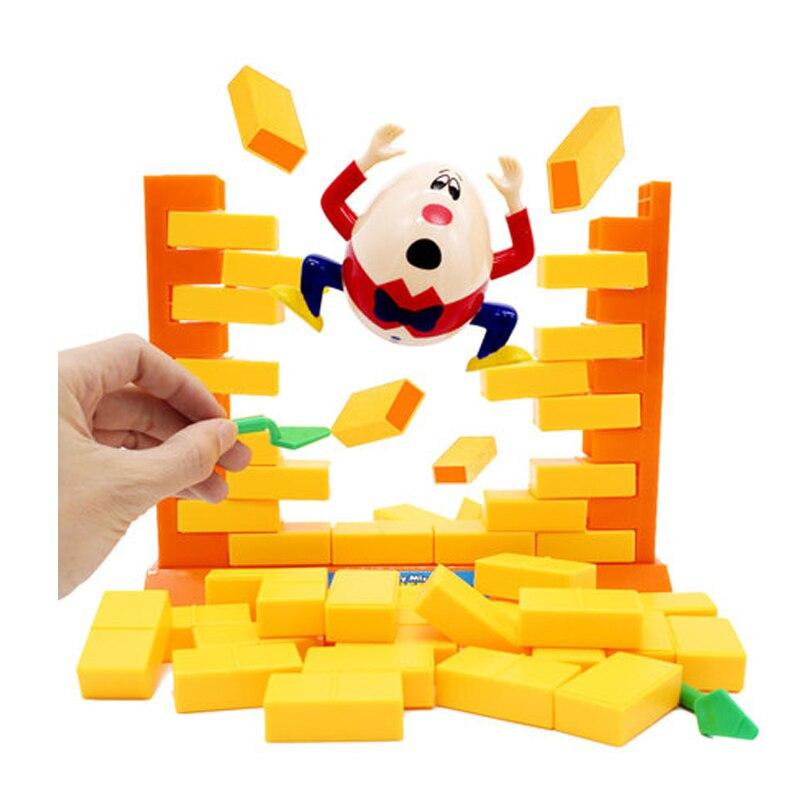 Humpty Dumpty Muro Giochi Da Tavolo Per La Famiglia Divertimento Del Partito di Attività Per Bambini Educativi Per Bambini Giocattoli