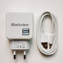 Original Neue Blackview BV9500 BV9000 BV9600 BV9700 BV9800 PRO Adapter Reise Ladegerät EU Stecker Adapter + Typ-C typ c USB Kabel