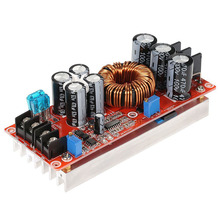 1200W High Power DC-DC Converter Boost Step-up Power Supply Module 20A IN 8-60V OUT 12-80V Adjustable