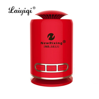 Laiyiqi new Bluetooth speakers 3D stereo 2019 HOT newest subwoofer FM woofer sound box potail handfree call caixa de som tm dia