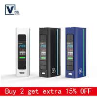 Vape mod Electronic Cigarette mod Vivakita Move Grand 80W Box Mod Fit Atomizer 510 Thread single 18650 Battery