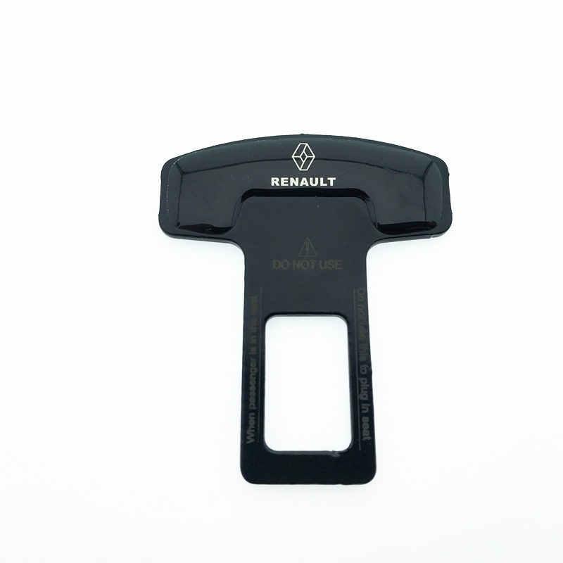 1 Pcs Zinc Alloy Car Seat Belt Klip Sabuk Pengaman Plug untuk BMW Audi Benz Honda Buick Toyota Jeep Lexus cadillac Indah Auspicio