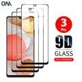 Защитная пленка для экрана для Samsung Galaxy A40 A41, закаленное стекло премиум класса, полное покрытие, Защитная пленка для Samsung Galaxy A42 5G