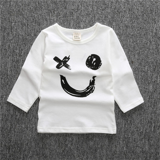 Children's cotton T shirt