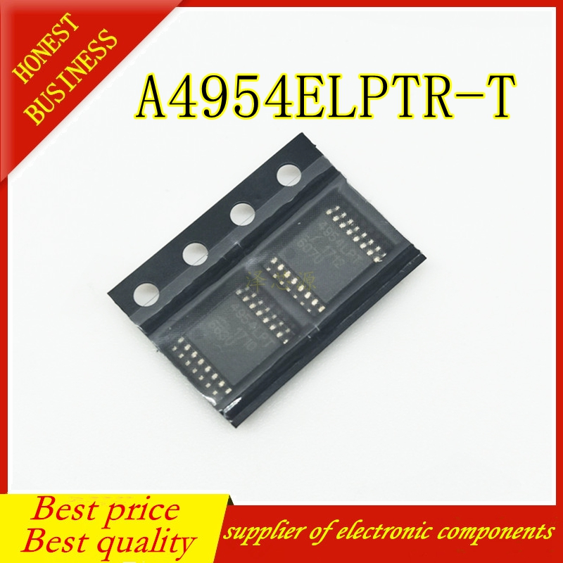 2PCS/LOT A4954ELPTR-T A49A4954ELPTR-T 54ELP A4954 New Original IN STOCK IC