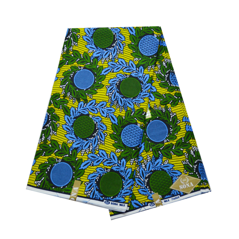 New Arrival 2019 High Quality African Wax Fabrics Pange, Real Wax Printed Holland Dutch 100% Cotton Fabrics For Dress Blouses