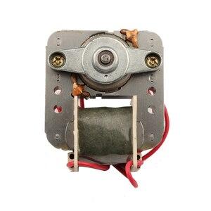 Image 2 - 23W 220V buzdolabı Fan motoru buzdolabı hava soğutmalı Wuyang Fan HY YZF6116 gölgeli kutup soğutma fanı dondurucu parçaları