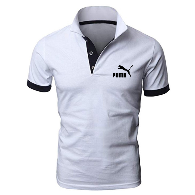2021 new Polo shirt boss short sleeve T-shirt suit high quality summer business luxury leisure sports breathable