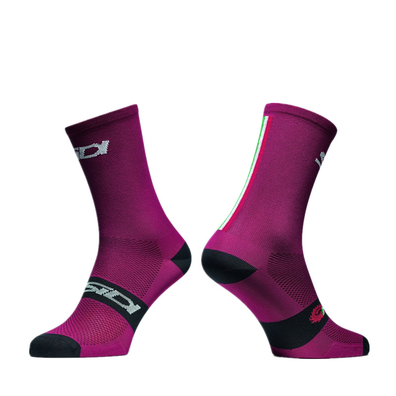 2020 Professional Competition Cycling Socks Outdoor Sport Compression Bike Team Edition Racing Race Socks Calcetines Ciclismo