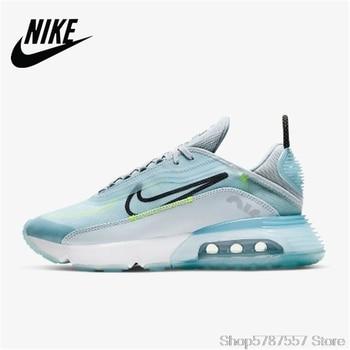 Nike Air Max Vapormax 2090 mesh surface ice blue white green size 36-40 nike air max vapormax 2090 mesh surface ice blue white green size 36 40