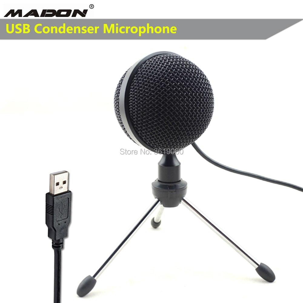Envío Gratis, MADON K2 micrófono de grabación de condensador USB de Metal para ordenador portátil MAC o Windows YouTube, transmisión en vivo ¡Oferta! micrófono de Karaoke para niños, juguete de aprendizaje de música fresco ajustable con efecto de luz, regalo de cumpleaños para niños, azul/rosa