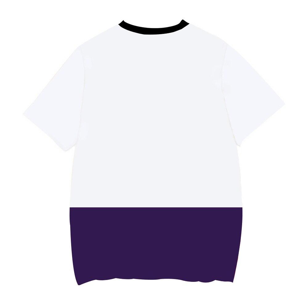 H4b7bce19d36d41e7ac7047ad790eecfaJ Kids Boys Devils killer T-shirts 3d Print Cosplay Japanese Ghost blade Children Summer Short Sleeve Tshirts Demon Slayer Clothes