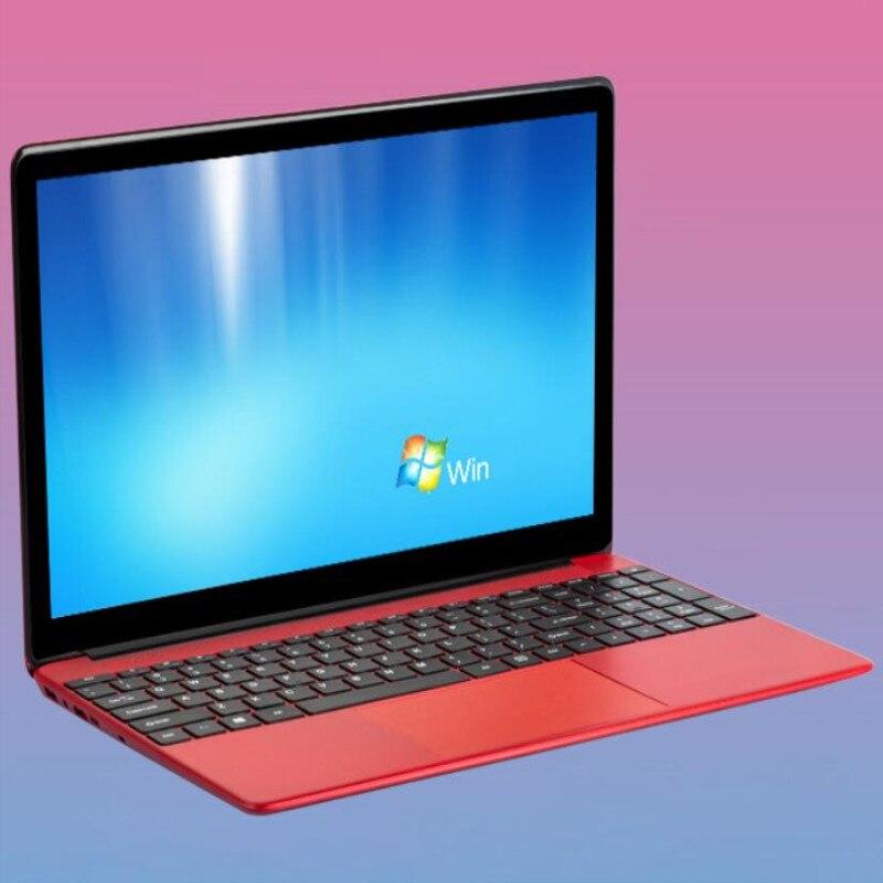 16GB RAM+1000GB HDD+120GB SSD Quad Core Laptops Computer Notebook 15.6inch 1920*1080P Screen Bluetooth WIFI Mini HDMI Windows 10
