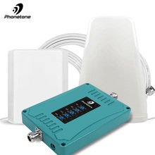 GSM 4G 3G Repeater gd 900 Cell Phone Signal Booster Cellular Signal Amplifier 800/9/1800/2100/2600MHz 70dB 2G Repeater Amplifier link mi ex29 hdmi signal amplifier repeater