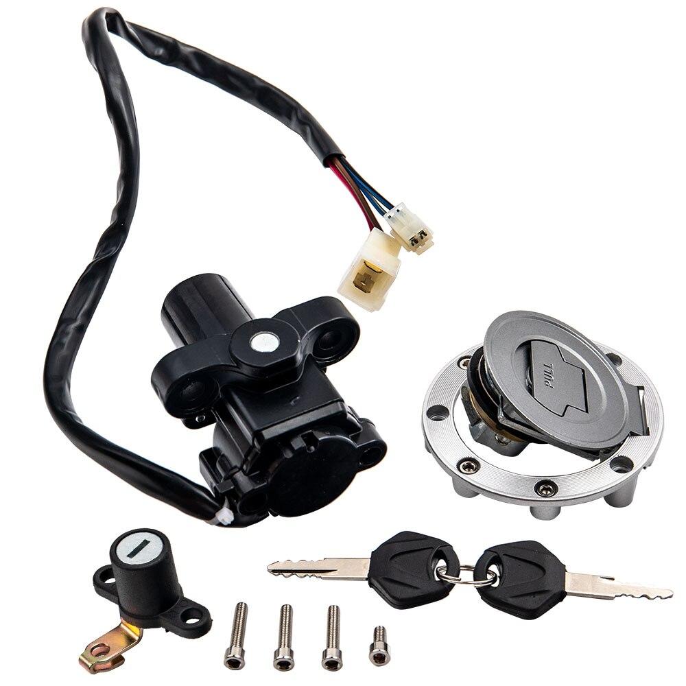 Przełącznik zapłonu blokada kluczyka paliwa gazowego dla Yamaha XJ6 XJ6F XJ6N 2009-2013 FZ6