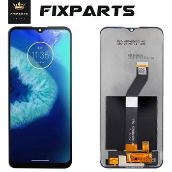 g8 Original For Motorola Moto G8 XT2045 LCD G8 Plus Display Touch Screen Sensor Panel Digiziter Assembly For moto G8 Power Lite LCD