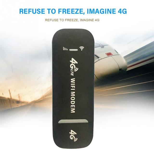 150Mbps 4G LTE adaptörü Modem adaptörü kablosuz USB ağ kartı evrensel beyaz WiFi yönlendirici