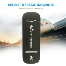 150Mbps 4G LTE adaptador de módem inalámbrico USB tarjeta de red Universal blanco WiFi router