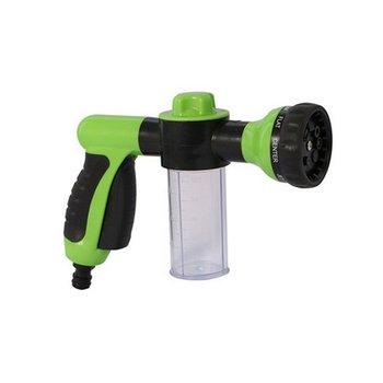 Pistolet na wodę z pianki pistolet na wodę pod wysokim ciśnieniem pistolet na wodę pod wysokim ciśnieniem tanie i dobre opinie Cimiva Brak CN (pochodzenie) Myjni samochodowej plastic green black 190*130mm