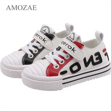 Children Canvas Shoes Girls Sneakers Boys Shoes 2020 New Spring Autumn Fashion Sneakers Kids Casual Shoes Street Footwear children s canvas shoes boys shoes girls sneakers 2017 new autumn shoes fashion girls casual shoes