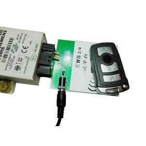 Image 4 - Ews3 ews4 plataforma de teste recarregável para bmw & para land rover pcf7935 chip ou eml eletrônico chip chave programa completo ou não