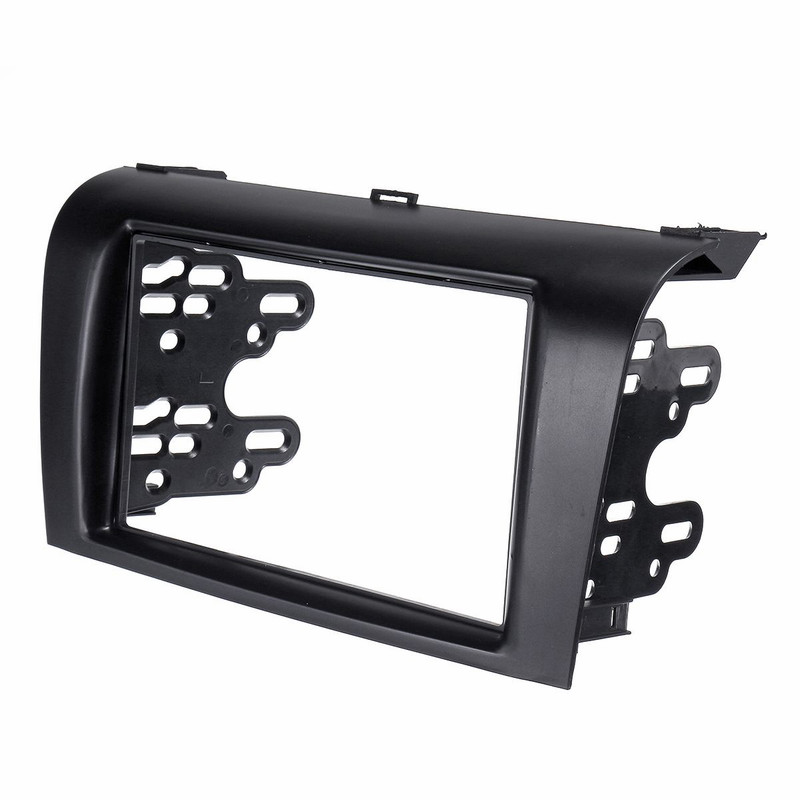 <font><b>2DIN</b></font> Car Stereo Radio DVD Fascia Panel Plate Trim Kit Double Din Frame For <font><b>Mazda</b></font> <font><b>3</b></font> AXELA 2004 2005 2006 <font><b>2007</b></font> 2008 2009 image