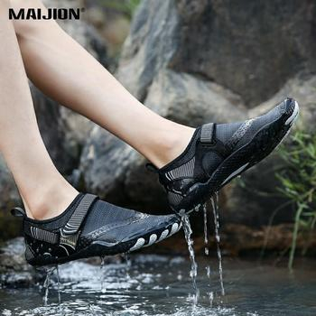 Men Women Quick-Dry Wading Shoes Water Shoes Breathable AquaIn Upstream Antiskid Outdoor Sports Wearproof Beach Sneakers
