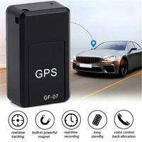 Mini Magnetic GPS Tracker Real-time Tracking Anti-theft Locator Alarm Sound Monitor Voice Recording Location Reboot/Reset Phone