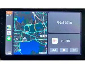 Image 1 - Idoing carplay راديو السيارة ، مشغل الوسائط المتعددة ، Carplay المدمج ، PX6 PX5
