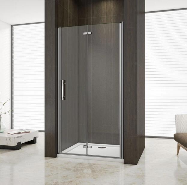 Shower Screen Door Opener Folding Anti-Calc