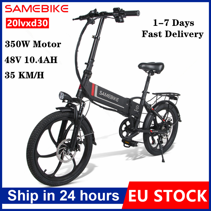 Stock-ue-originale-SAMEBIKE-20LVXD30-bicicletta-elettrica-intelligente-pieghevole-da-ciclismo-48V-10-4AH-350W-20 Offerte Bici Elettriche 2021: 11° Anniversario Aliexpress