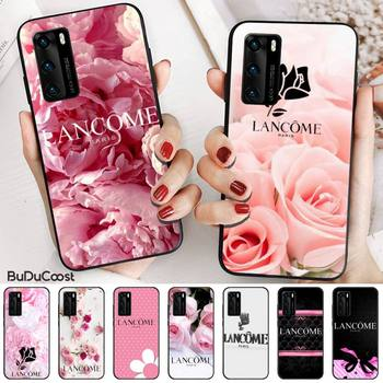 French cosmetics Lancome Bling Cute Phone Case For Huawei P20 P30 P20Pro P20Lite P30Lite Psmart P10 9lite image
