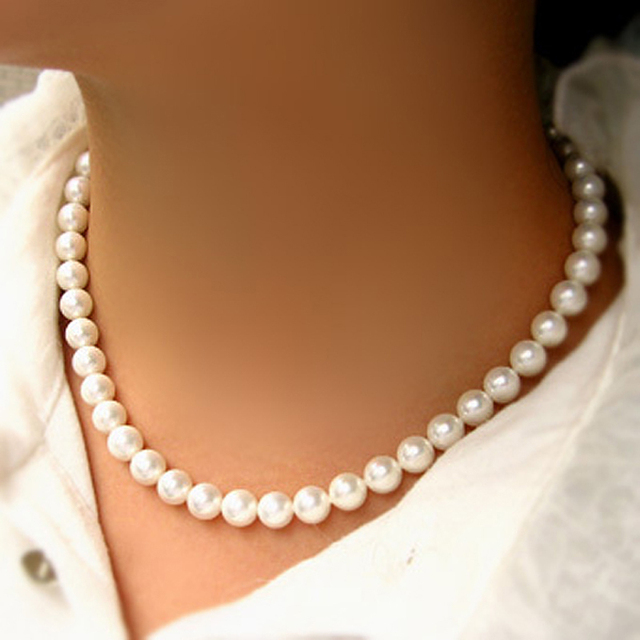8mm sim. pearl necklace 2