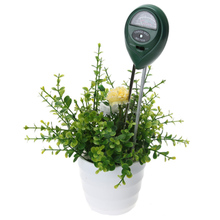 Soil-Ph-Meter Vegetable-Hydroponics-Analyzer for Plants Crops Flowers 1pcs 3-In-1 Ph-Tester