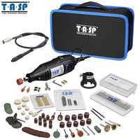 220V 130W Electric Mini Hand Drill Grinder Rotary Tool Bag Kit Dremel Style Drilling Polishing Cutting Sanding Accessories Set