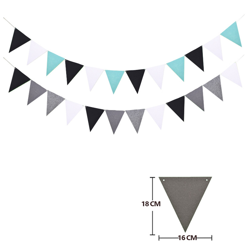 25m 50 Flags Bunting Red//White//Blue Triangle French Pub Street Party Decorations