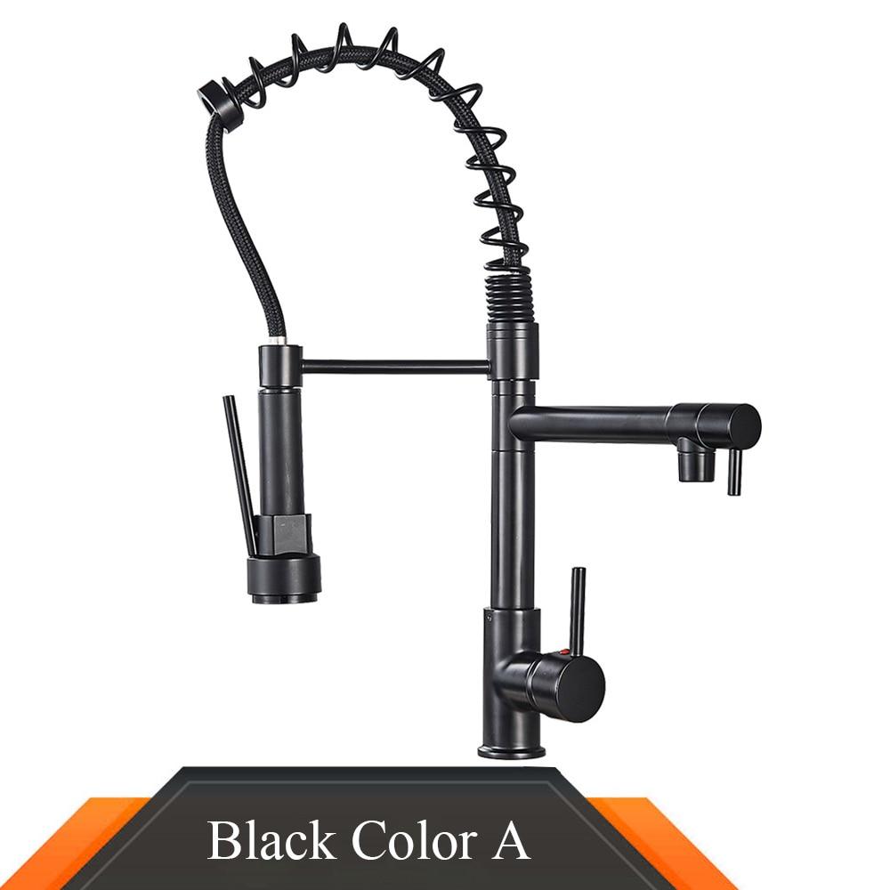 Black Color A