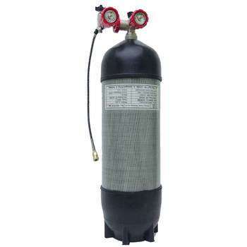 AC10910191 9L Scuba Diving Tank CE 4500Psi/30Mpa Airsoft Air Guns Compressed Air Cylinder Pcp Protective Case/Valve Air Rifle ac10910191 9l scuba diving tank ce 4500psi 30mpa airsoft air guns compressed air cylinder pcp protective case valve air rifle