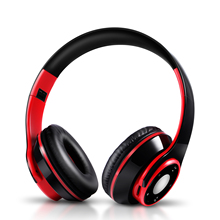 wireless headset Bluetooth earphones and headphone for girls samsung sport and SD card with mic HIFI stereo headphone in phone wireless bluetooth headset sport earphones collapsible battery stereo headphone hands free for iphone samsung