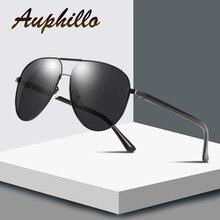 купить Polarized Sunglasses Men Luxury Brand Oversized Pilot Sun glasses For Men Driving Fishing Glasses UV400 gafas de sol hombre 193 дешево