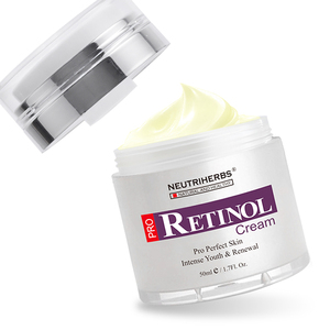 Image 5 - Neutriherbs Retinol Moisturizer Cream Vitamin A Vitamin E Collagen Cream for Face Facial Care 50g