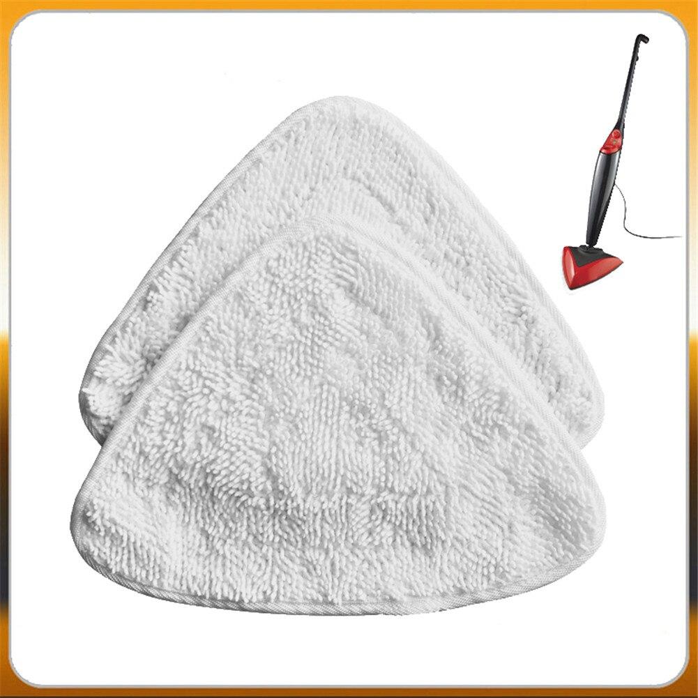 Насадки для паровой швабры, сменные треугольные тканевые чистящие напольные инструменты для Vileda OCedar